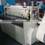 pneumatic shearing machine qh11d-2.5*2500/small plate shearing machine/aluminum cutting machine