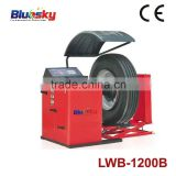 LWB-1200B superior quality CE approved Tire changer wheel balancer