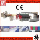 PE Cap Liner Foam Sheet Machine