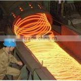 wire rod hot rolling mill billets size:120*120mm