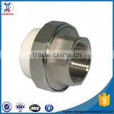 Wholesale male/female threaded brass ppr union pipe fittings