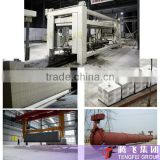 AAC concrete block machine-50000-300000 CBM AAC wall panel machine-Professional production