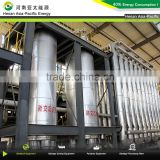 Jatropha biodiesel plant for sale, waste vegetable oil making biodiesel production plant for sale