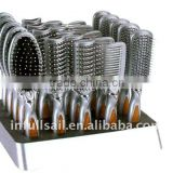 professional hair brush set and hair comb set