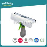 Toprank Wholesale Window Glass Cleaning Tools Microfiber Magic Spray Window Squeegee Shower Wiper Squeegee With Bottle Soap