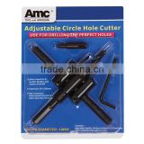 Adjustable circle hole cutter(42047 hole saw,hand tools,wood working tool)