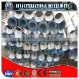 "Hot dip galvanized steel pipe BS 1387 water pipe EN 10255 DN15-DN200 (1/2""-8"")"