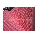 Egg Crate Packing Anti Static Foam Sound Absorbing Shock Proof High Elastic