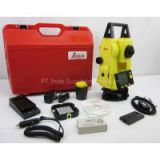 Used Leica Builder R200M 6 Reflectorless Total Station