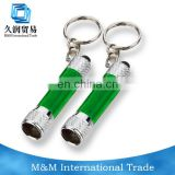 Aluminium Flashlight With Ring