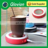 USB cup warmer glovion electric cup warmer usb coffee mug warmer