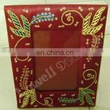 Indian hand made photo frame design