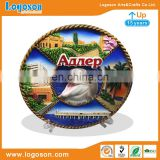New Arrival Custom Dolphin Design Tourist Souvenir Resin Plate
