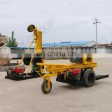 200m air type water well drilling rig pneumatic water well drilling machine for soil/rocks