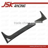 2009-2011 CARBON FIBER ROOF SPOILER FOR HYUNDAI GENESIS COUPE (JSK140311)