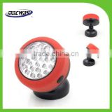 360 Degree Rotatable 24 LED Work Light with magnetic base                                                                         Quality Choice