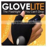 Glovelite Flashlight Glove with LED Light Portable Fashional Multifunctional Energic and Sport Cycling Glove Light