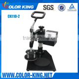 Swing Design Heat Press Machine License Plate for Different Size Element