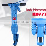 RB777 Pneumatic forging jack hammer