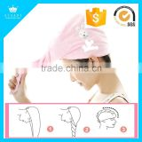 Good Water Hair Dry Microfiber Towel /Microfiber Hair Dry Towel/Microfiber Magic Hair Drying Shower Hat Cap