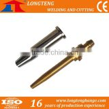 Chromed Cutting Torch Nozzle, Propane Cutting Tip with CNC Cutting Machine Cutting Nozzle