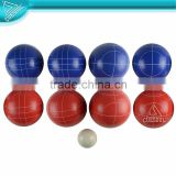 CUESOULColorful backyard games BOCCE BALL, multi color and multi size available, OEM welcomed