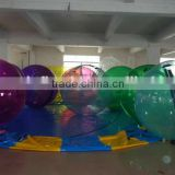 0.8mm PVC water walking ball water balloon water walker