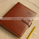 Advanced magnetic buckle notepad for businessman NS-1012
