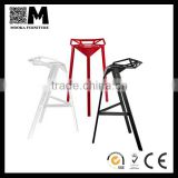 replica modern Aluminium furniture leisure stool Konstantin Grcic Magis stool one bar stool