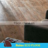 Commercial PVC waterproof pvc click vinyl flooring price of wooden floor for various places