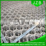 High temperature proof material hexsteel steel gird,shell type lance type hexmetal for sale