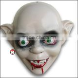 New Wholesale Halloween Mask halloween skeleton scary masks vampire fangs