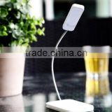 wireless mini gift led desk lamp,rechargeable mini gift table lamp,funny folded led table lamp