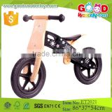 12 inch plywood waterbase painting kids wooden bicycle