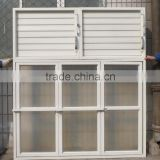 Anti-corrosion Fiberglass Window blind and Shutters,adjustable FRP industrial louvers,louver shutter automatic