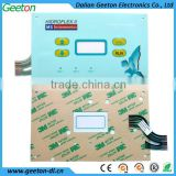 Professional Waterproof Tactile Control Panel Membrane Switch Manufacturers                                                                         Quality Choice