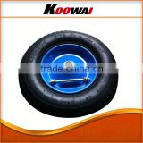 Popular Steel Tray Wheel Barrow Rubber Tyre