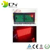 Outdoor 32*16 cm Yellow / Green / White / RGB / Red P10 LED Display Panel Price (CE & RoHS Compliant)