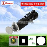 Goread B18 focusable R2 LED mini flashlight