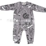 Hot Sale New Fashion wholesale plain cotton onesie baby