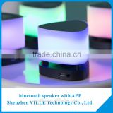 2016 new style vehicle-mounted computer speaker,led Party light computer speaker,disco dancing computer speaker