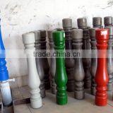 new condition GRC mould/ good quality concrete fence post mould