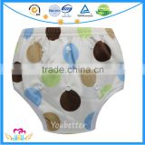New Design Training Pants Beautiful Baby Shorts Christmas Gift 4 Layers Waterproof Potty Training Pants