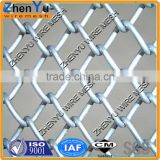 Alibaba china supplier chain link fence sale/chain link fence suppliers in chennai/rubber coated chain link fence