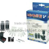 ink refill tool kit for HP black ink cartridge