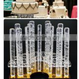 Fondant decorative embossing acrylic rolling pins