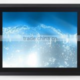 15 inch front panel IP65 industrial touch pc