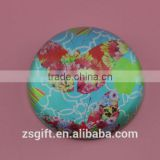 glassware beautiful wholesale glass paperweight crystal paperweight round glass paperweight