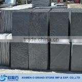 Cheap Natural Stone Wall Tiles Black Large Rectangular Slate Tile                                                                         Quality Choice