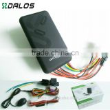 Remote cut oil or circuit anti-hijacking online gps sim card gps tracker tk100